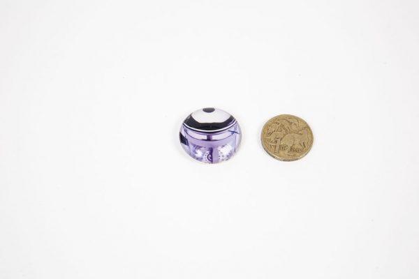 Coffee pot fridge magnet hand made gift Ballarat