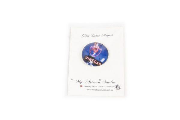 Skipping Girl Fridge Magnet Gift