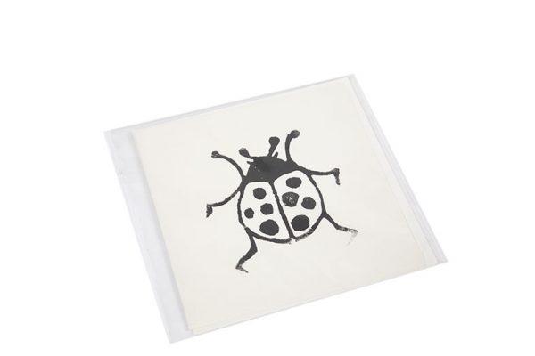 Lady Bug Greeting Card Ballarat